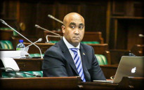 FILE: NPA head Shaun Abrahams in the Old Assembly Building in Cape Town during a briefing. Picture: Anthony Molyneaux/EWN