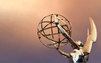 The Emmy statuette. Picture: AFP.