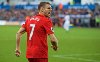 James Milner during the Liverpool vs Swansea City match on 01 October, 2016. Picture: Twitter @LFC.