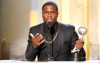 Actor/producer Kevin Hart. Picture: AFP