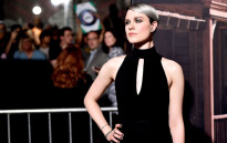 Actress Evan Rachel Wood attends the premiere of HBO's 'Westworld' at TCL Chinese Theatre in Hollywood, California. Picture: AFP