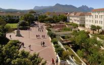 FILE: Stellenbosch University. Picture: www.sun.ac.za.