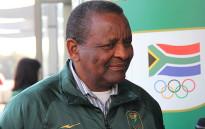 Sascoc president Gideon Sam. Picture: EWN