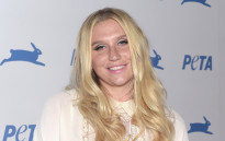 Singer Kesha attends PETA's 35th Anniversary Party at Hollywood Palladium on 30 September, 2015 in Los Angeles, California. Picture: AFP.