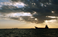 FILE: Cargo ship at sunset. Picture: Freeimages.com