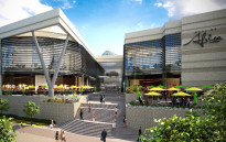 FILE: An artist's impression of the new Mall of Africa. Picture: Supplied.