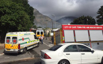 Traffic was backed up in Hout Bay and access to Imizamo Yethu restricted after a fire caused severe damage at the settlement. Picture: Natalie Malgas/EWN.