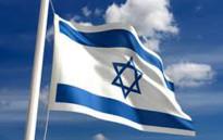 Israel flag. Picture: AFP