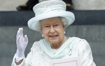 Queen Elizabeth II waves as she leaves St Paul's Cathedral after a national service of thanksgiving for the Queen's Diamond Jubilee at in London on June 5, 2012. Picture: AFP.