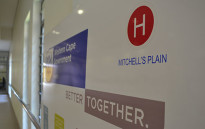 New Mitchells Plain Hospital officially opened its doors on 12 November 2013. Picture: Renee de Villiers/EWN