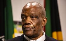 Professor Job Mokgoro has been confirmed as the new North West premier.  Picture: Kayleen Morgan/EWN