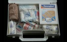 First aid kit. Picture: pixabay.com