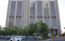 Cape Town Civic Centre. Picture: Cindy Archillies/EWN
