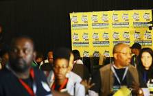 Delegates attend the ANC stalwarts' consultative conference in Braamfontein, Johannesburg on 17 November 2017. Picture: Sethembiso Zulu/EWN