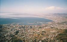 A view of Cape Town from the Table Mountain. Picture: freeimages.com