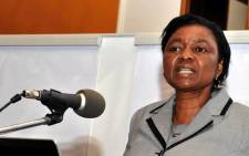 FILE: Higher Education Minister Hlengiwe Mkhize. Picture: GCIS