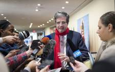 François Delattre, Permanent Representative of France to the United Nations. Picture: United Nations Photo.