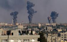 FILE: Egypt has called for a ceasefire within 12 hours followed by negotiations in Cairo. Picture: AFP.
