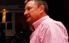 Gavin Hunt at the South African Football Association's meeting on 23 October 2009. Taurai Maduna/ Eyewitness News.