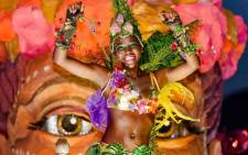 More than 40,000 spectators are expected to cram into spaces along the fan walk for the eighth Cape Town Carnival. Picture: Facebook.com.
