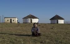 An Eastern Cape boy near Mvesa.