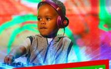FILE: DJ Arch Jnr was the youngest contestant to win South Africa's Got Talent. Picture:  SA's Got Talent Facebook page.