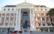 Parliament ahead of the State of the Nation Address on 17 June 2014. Picture: EWN