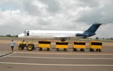 Jet. Picture: AFP