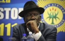 Police Minister Bheki Cele has instructed police to find the missing firearm stolen from an officer in Zwelihle. Picture: Cindy Archillies/EWN