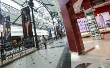 Shopping Mall. Picture: Thomas Holder/EWN.