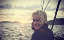 Emilia Clarke. Picture: instagram.com