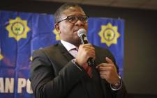 Police Minister, Fikile Mbalula. Picture: Cindy Archillies