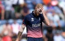 England's Ben Stokes. Picture: Facebook.