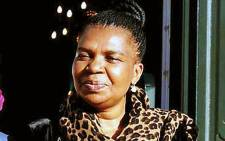 Communications Minister Dina Pule. Picture: GCIS