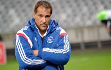 Ajax Cape Town coach Roger de Sa. Picture: Abed Ahmed/EWN