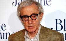 Filmmaker Woody Allen. Picture:AFP.