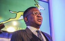 Sports Minister Fikile Mbalula. Picture: Reinart Toerien/EWN.