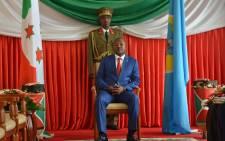 Burundi president Pierre Nkurunziza. Picture: AFP