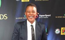 Portia Modise was named SA Sports Star of the Year is for 2014. Picture: Official SA Sports Awards Facebook page.
