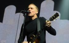 Canadian musician Bryan Adams. Picture: AFP.