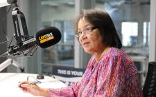 Cape Town Mayor Patricia de Lille. Picture: EWN