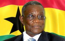 Reuters reported that Ghana President John Atta Mills is dead on 24 July, 2012. Picture: AFP