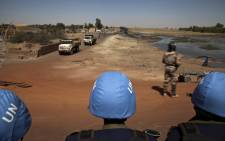 FILE: A scene from Mopti, Mali. Macina Liberation Front, based in central Mali's Mopti region, is led by cleric Amadou Koufa. Picture: United Nations Photo.