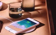 Apple's new iPhone 8 will feature wireless charging. Picture: EWN