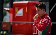 FILE: Charles Leclerc. Picture: Twitter.