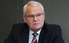 Former KZN Hawks boss Johan Booysen.  Picture: Christa Eybers/EWN