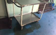 The King Edward Hospital in Durban was badly affected by the storm in Kwazulu-Natal. Picture: Ziyanda Ngcobo/EWN.
