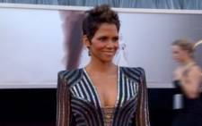 Oscar-winning actress Halle Berry. Picture: CNN