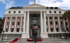 Parliament of South Africa in Cape Town. Picture: Christa Eybers/EWN.