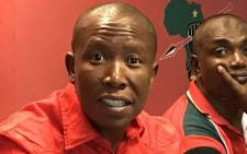 FILE: EFF leader Julius Malema. Picture: EWN
